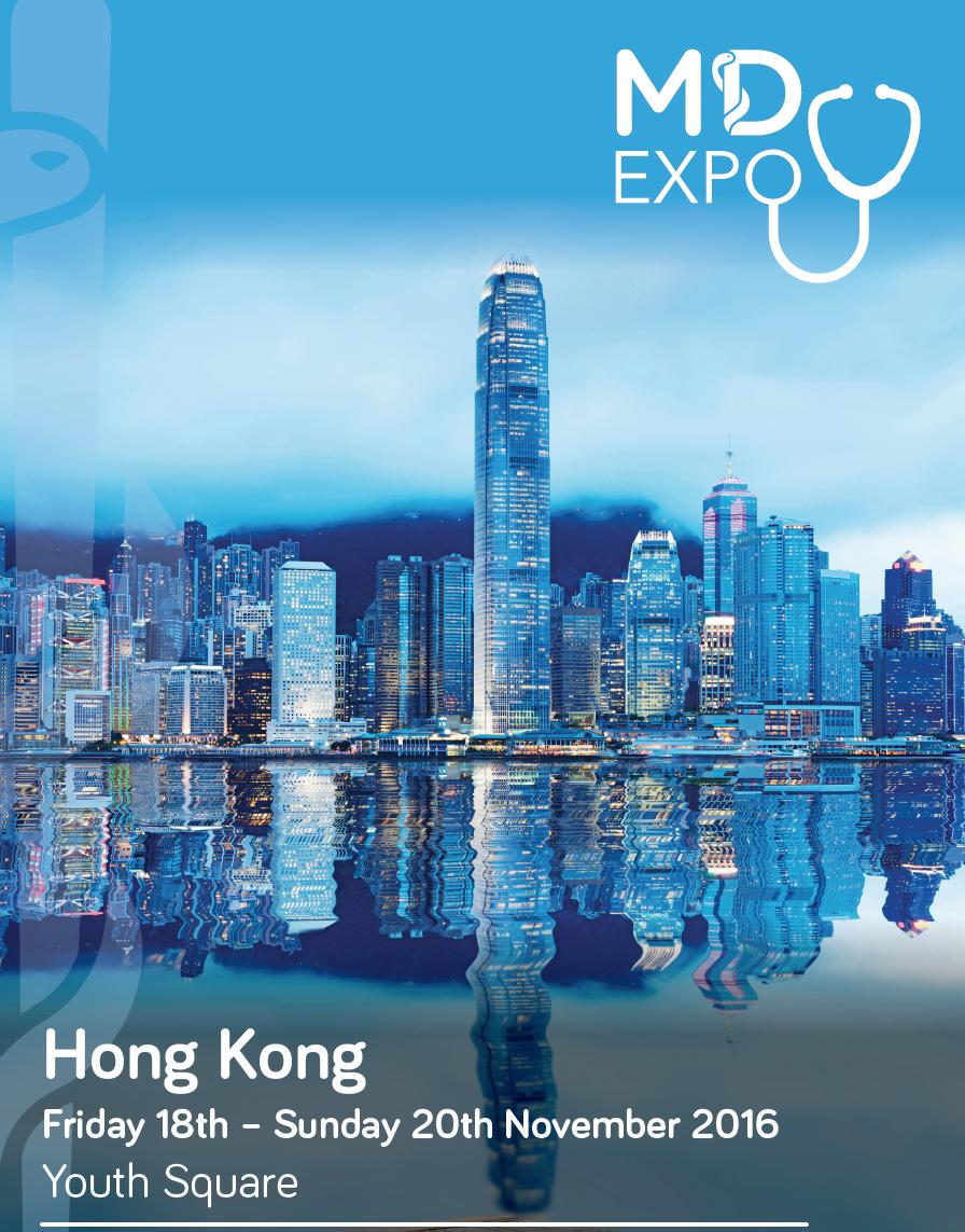 MD-Expo Hong Kong