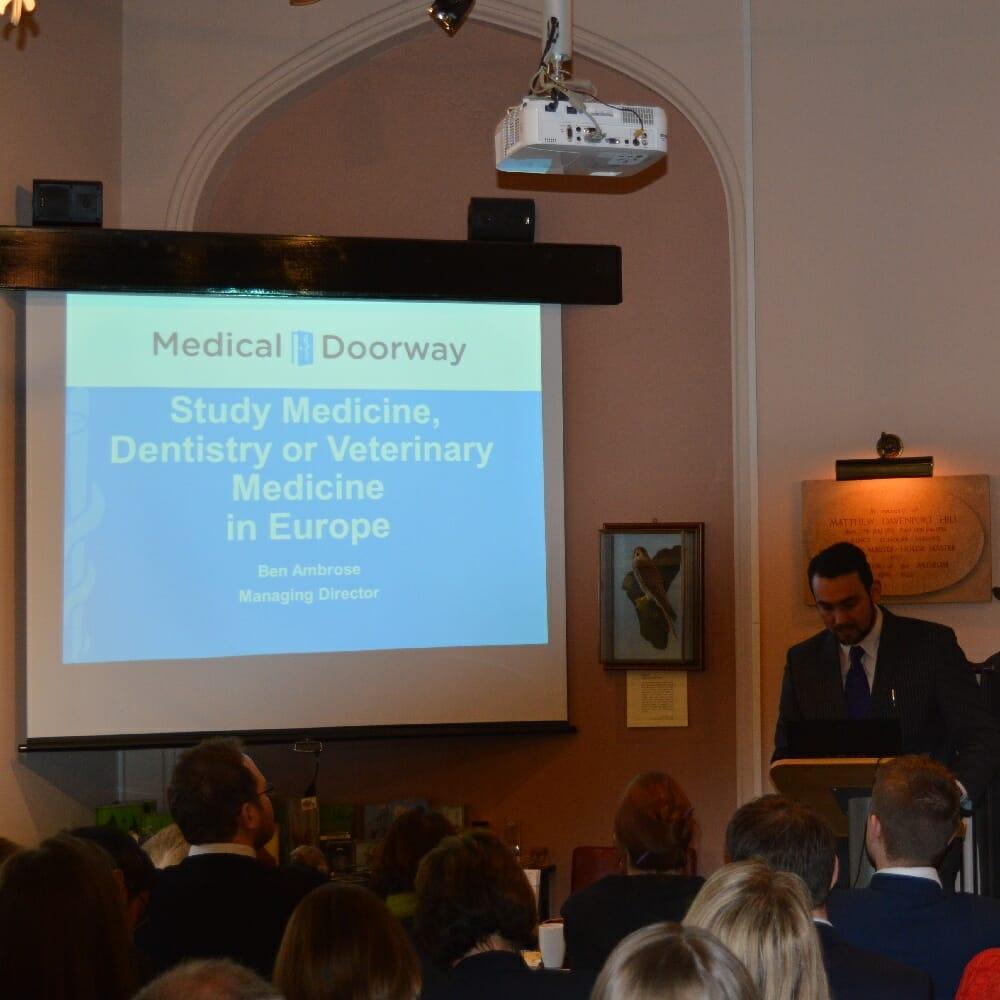 Study Medicine in Europe Seminar
