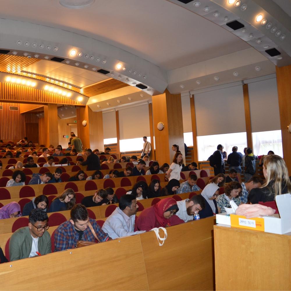 Charles University in Hradec Kralove Enrolment 2016