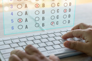 Online exams in 2021